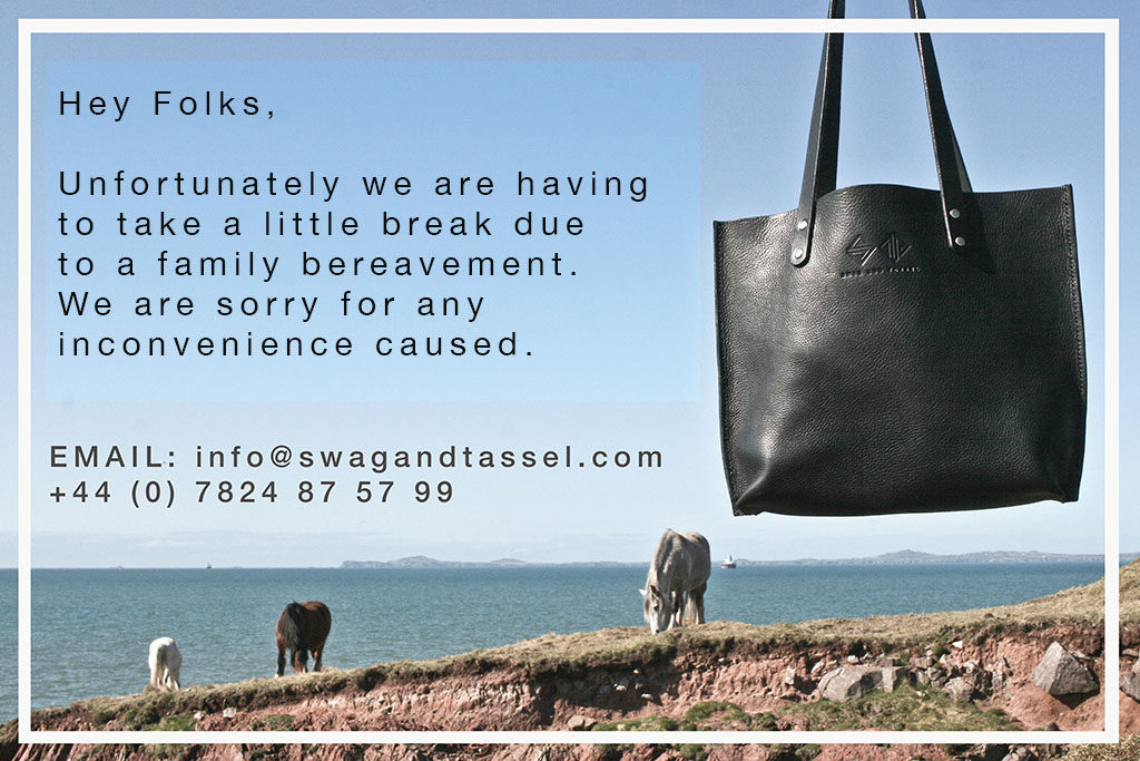 PRIVACY POLICY - Swag And Tassel